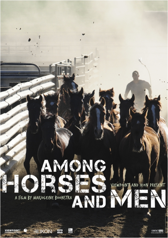 affiche Among Horses and Men (ContactFilm)