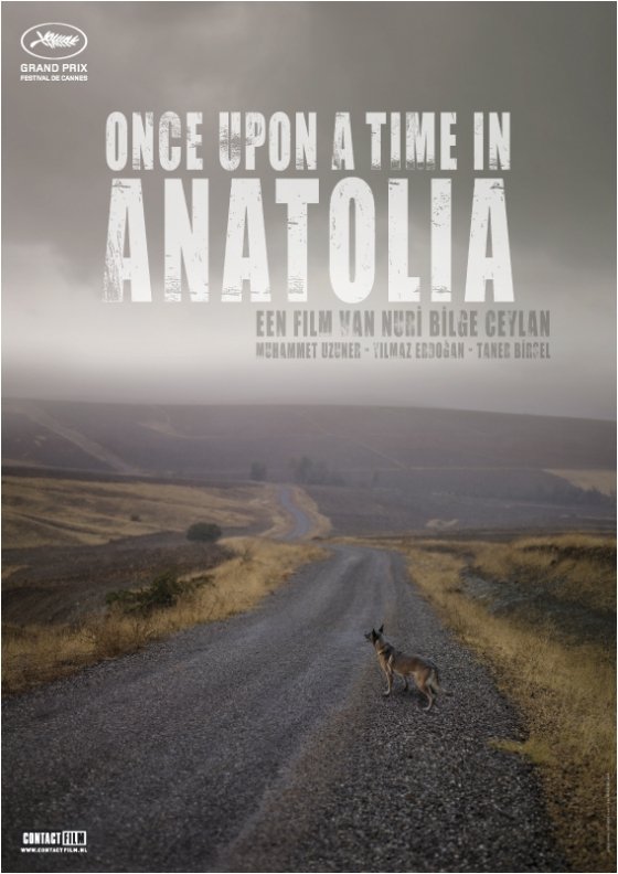 affiche Once upon a time in Anatolia (ContactFilm)